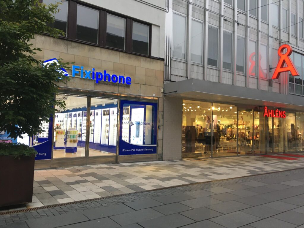 Laga iphone eskilstuna