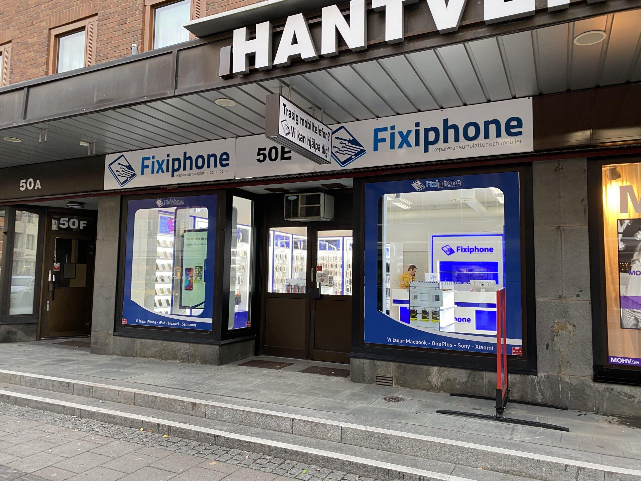 Fixphone Luleå