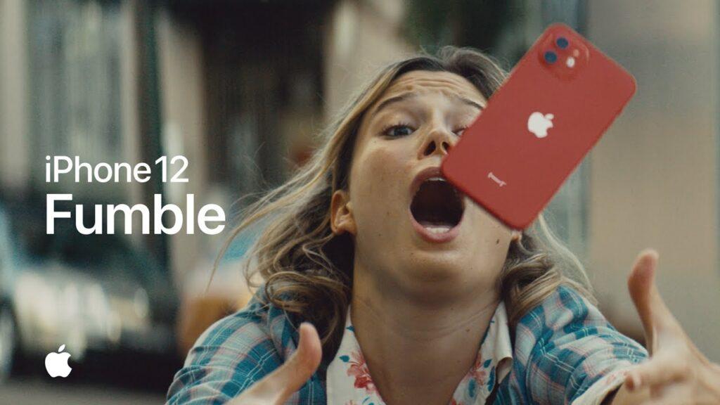 iPhone 12 skärm går sönder